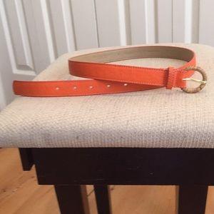 Talbots Accessories - Talbots 100% leather belt.
